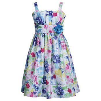 Emily West Floral Dress Girls 7 16 Just For Kids Dresses