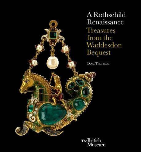 A Rothschild Renaissance: The Waddesdon Bequest by Dora Thornton http://www.amazon.com/dp/0714123455/ref=cm_sw_r_pi_dp_ns43wb0S7892M