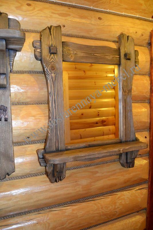 """Photo from album """"Мебель из дерева под старину, мебель в ..."""