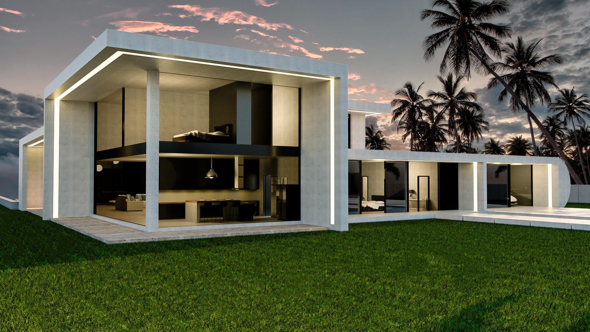 Casas Prefabricadas En Hormigon En Galicia Trenta Innovative Houses Casas Prefabricadas Casas Arquitectura