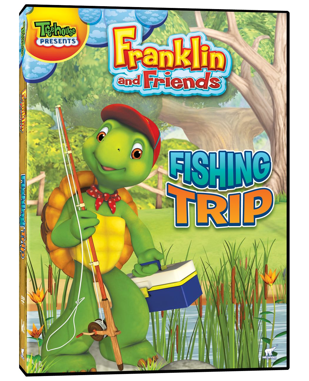 franklin u0026 friends fishing trip kids summer dvds pinterest