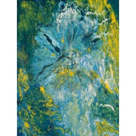 The Sea I Canvas Art - Roberto Gonzalez (22 x 28)  a6cba16e80