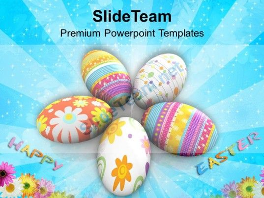 Choose Your Surprise Egg This Easter Powerpoint Templates Ppt