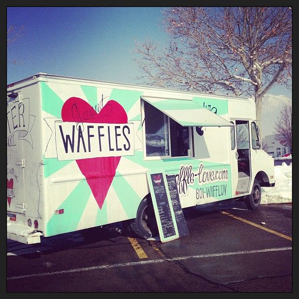Instagram photo by @waffluv (waffluv) / best waffles in town!