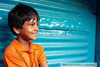 Portrait of a Kid
