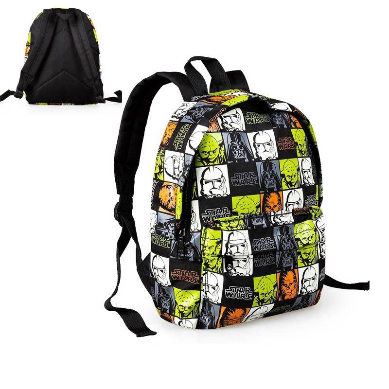 Lowest Price New Arrival Children S Star Wars Cartoon Backpack Kindergarten School Bags Little Kids Satchel Baby Boy Schoolba Boys Backpacks School Bags Bags