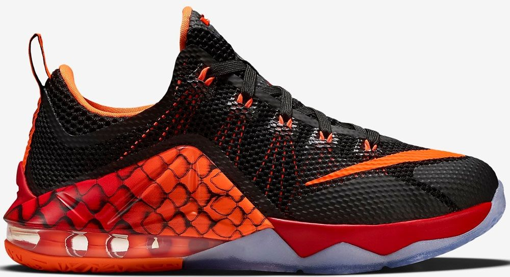 premium selection b9d70 d9075 where can i buy lebron 12 low red nike kit 07cde 1bb3b