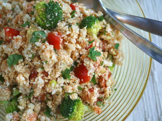 coliflower salad