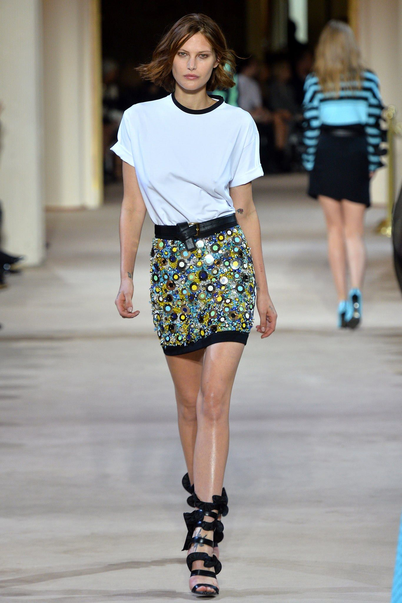 Emanuel Ungaro Spring 2014 Ready-to-Wear Collection Photos - Vogue