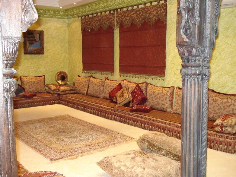 Arabian Majlis Fast Installation Hotel Furniture Ae Provides Interior Designing Flooring Solutions To Your Arabic Decor Floor Seating Moroccan Inspired Decor