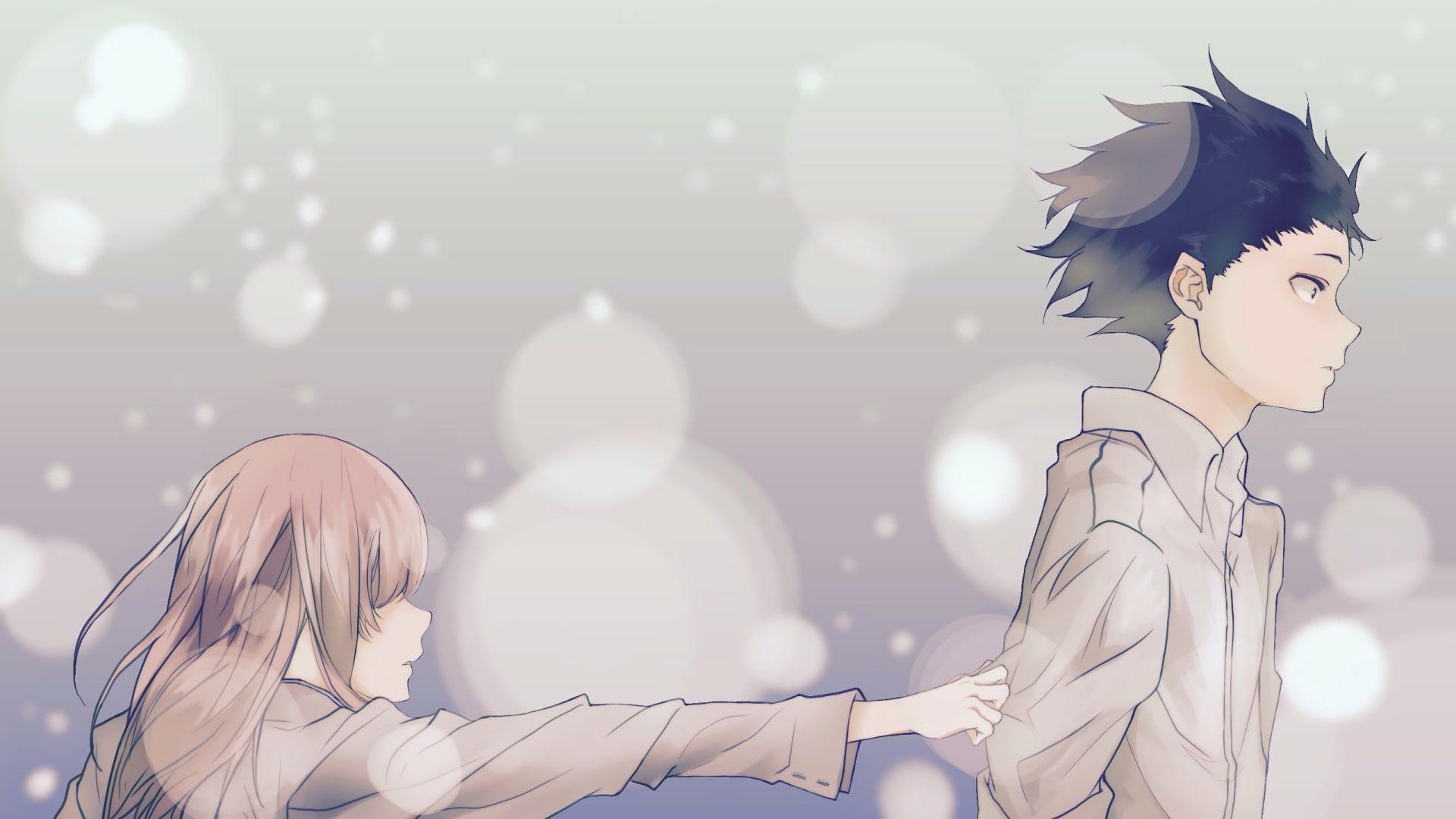 A Silent Voice wallpaper Anime Koe No Katachi Shouko