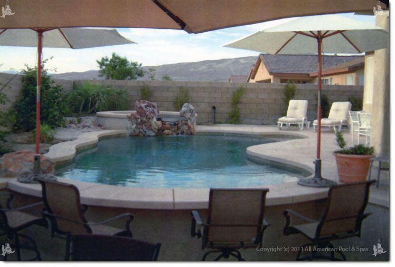 12 all american pool spa in ca ideas