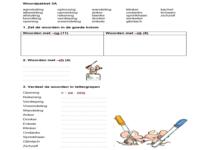 Betere TAAL ACTIEF GROEP 5. | Taal, Woordenschat, Montessori OD-28