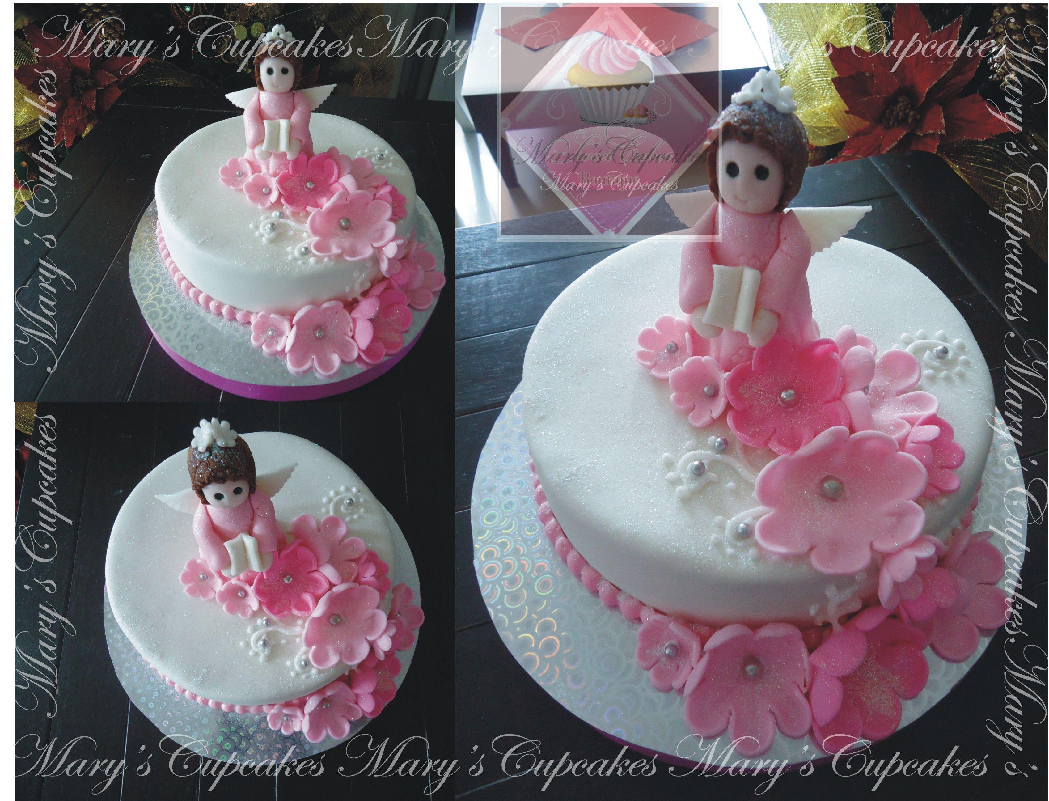 Pastel para primera comunion de choco fresa decoraciones - Decoracion para comunion ...