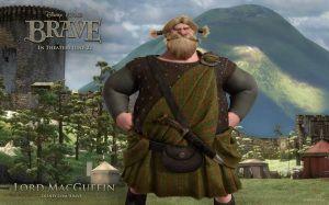 "Wallpaper de ""Brave"": Lord MacGufin"