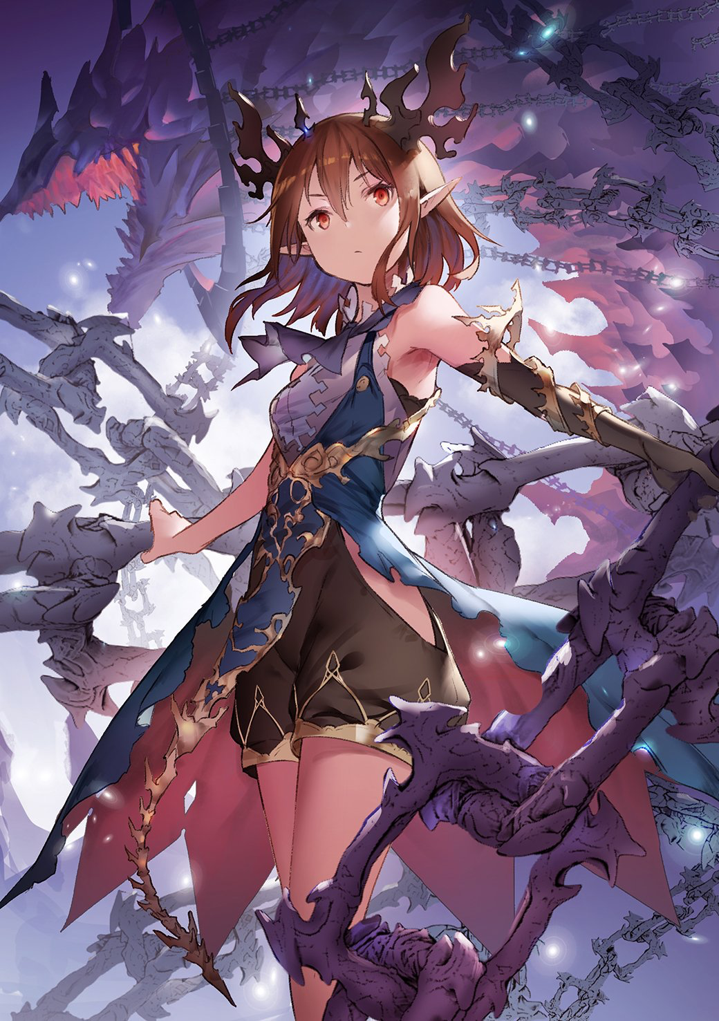 Female summoner anime art girl manga art manga anime avatar anime