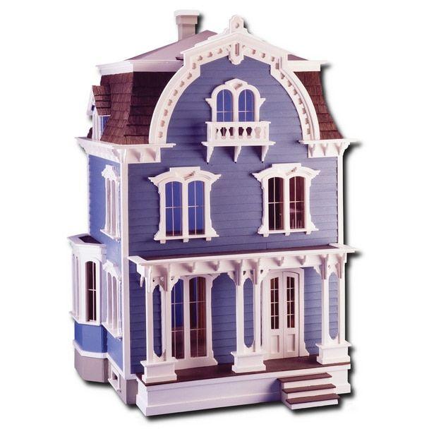Dollhouse Kits, Play Houses