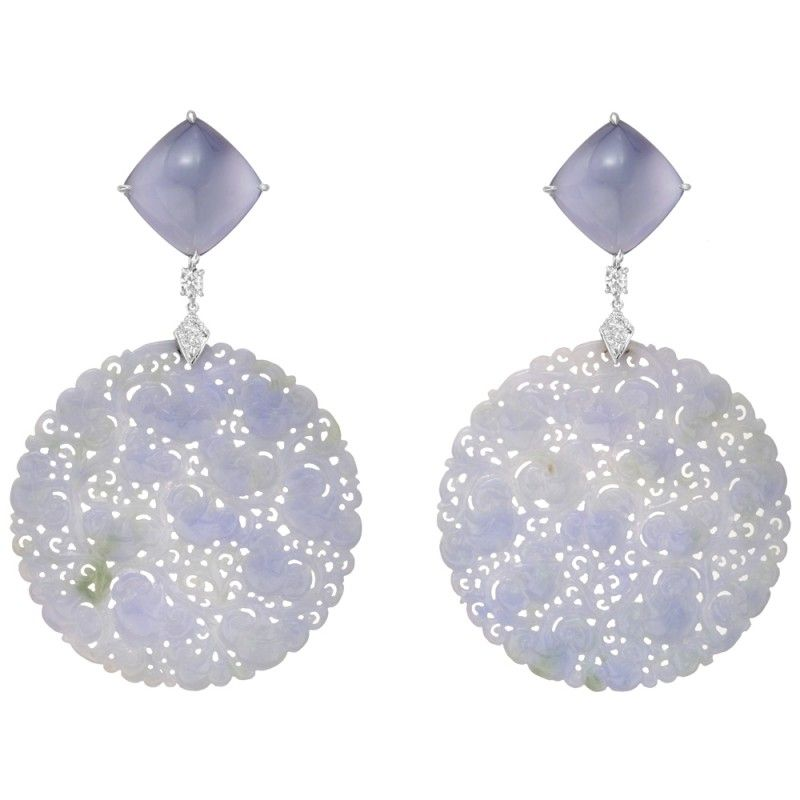 in danielle lyst jade purple kendra earrings scott jewelry