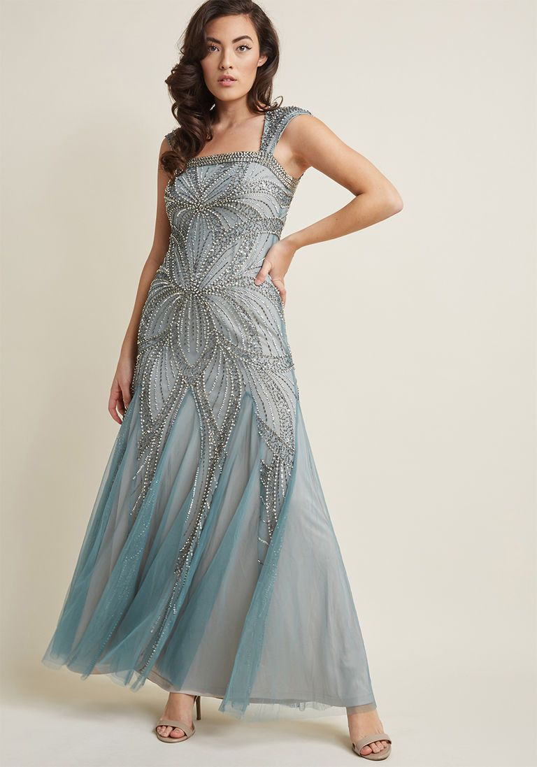 Vintage Inspired Evening Dresses, Gowns and Formal Wear | Maxi ...