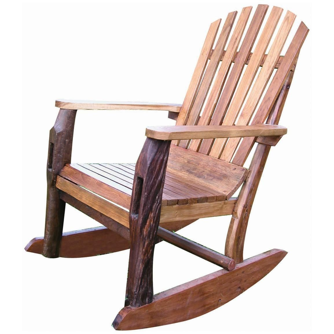 Adirondack Rocking Chair Plans The Beauty Of Recycled Plastic