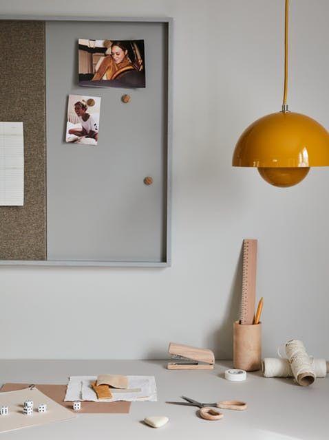 Minimalist Scandinavian Home Office Decor New beginnings in 2018