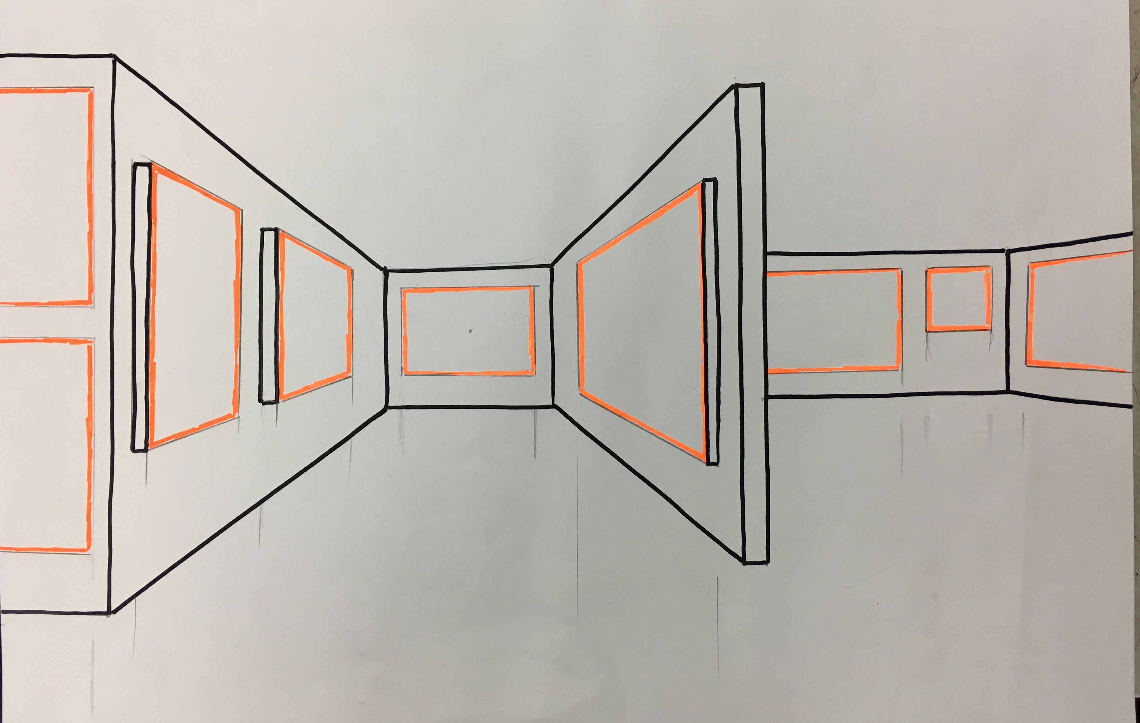 One Point Perspective Gallery With Images