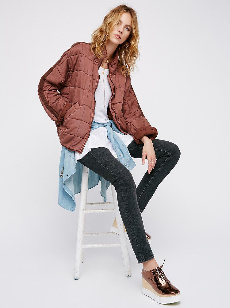 Dolan Quilted Jacket from Free People!