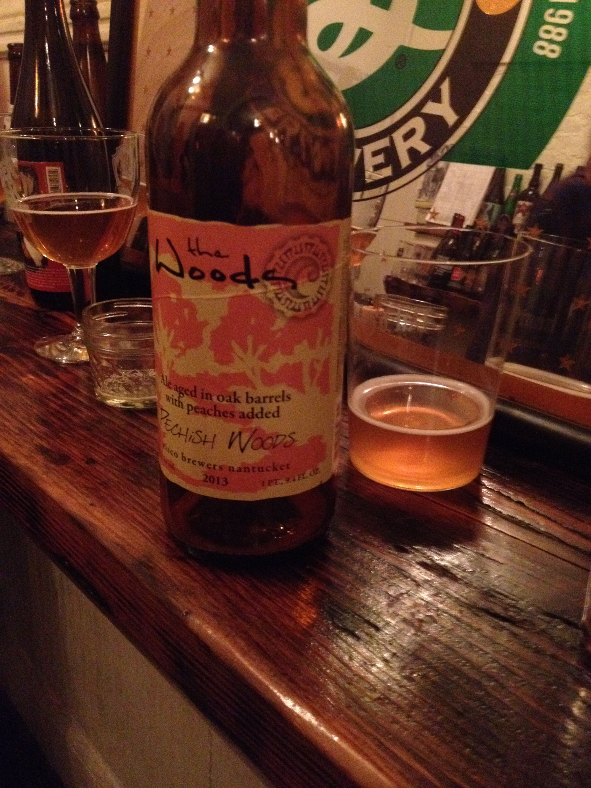 Pechish Woods Sour Beer Street Sour Beer Beer Beer Bottle
