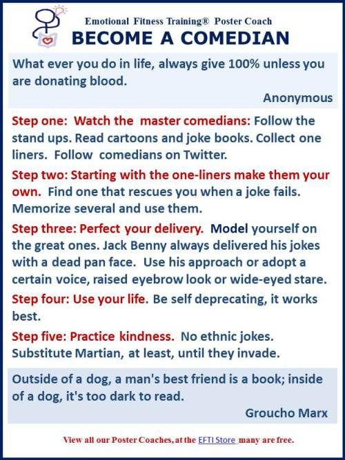Joke Around Become A Comedian Comedy Writing Comedians Stand Up Comedy Tips