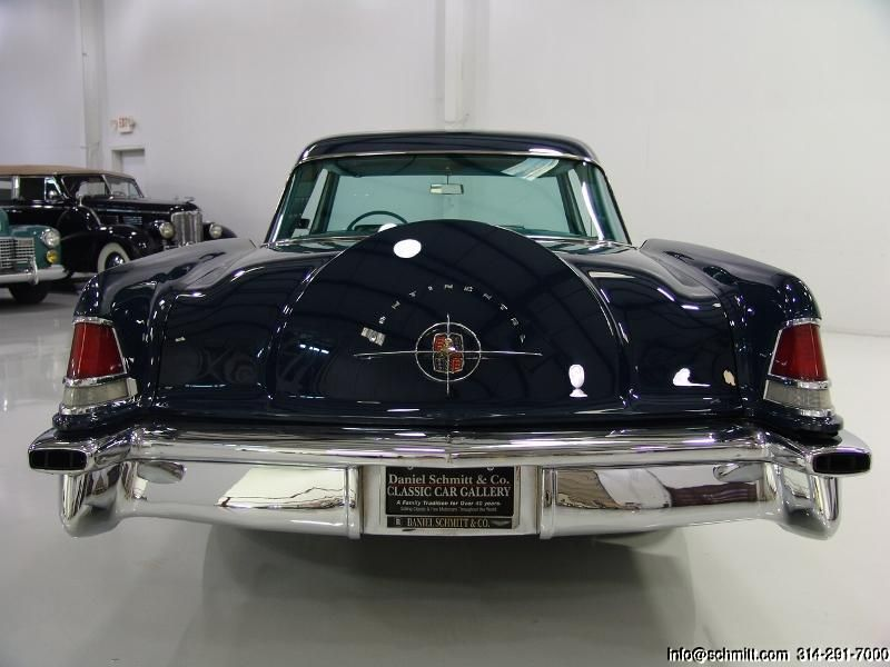 1956 CONTINENTAL MARK II 2DOOR HARDTOP BEAUTIFUL MEDIUM