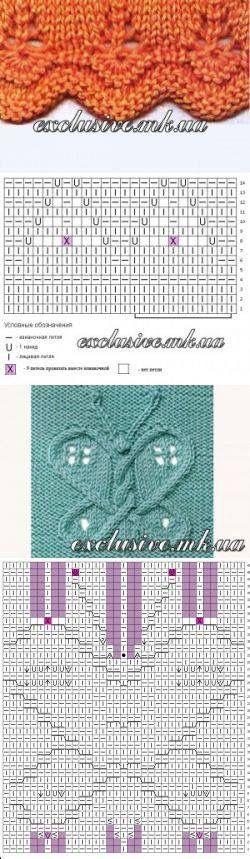 Pin von Karina Jänisch auf strickmuster   Pinterest   Strickmuster ...