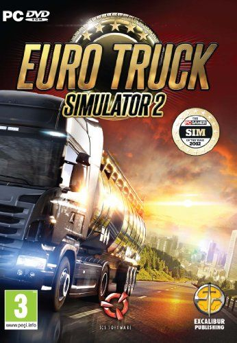 Euro Truck Simulator 2 (pc Cd)