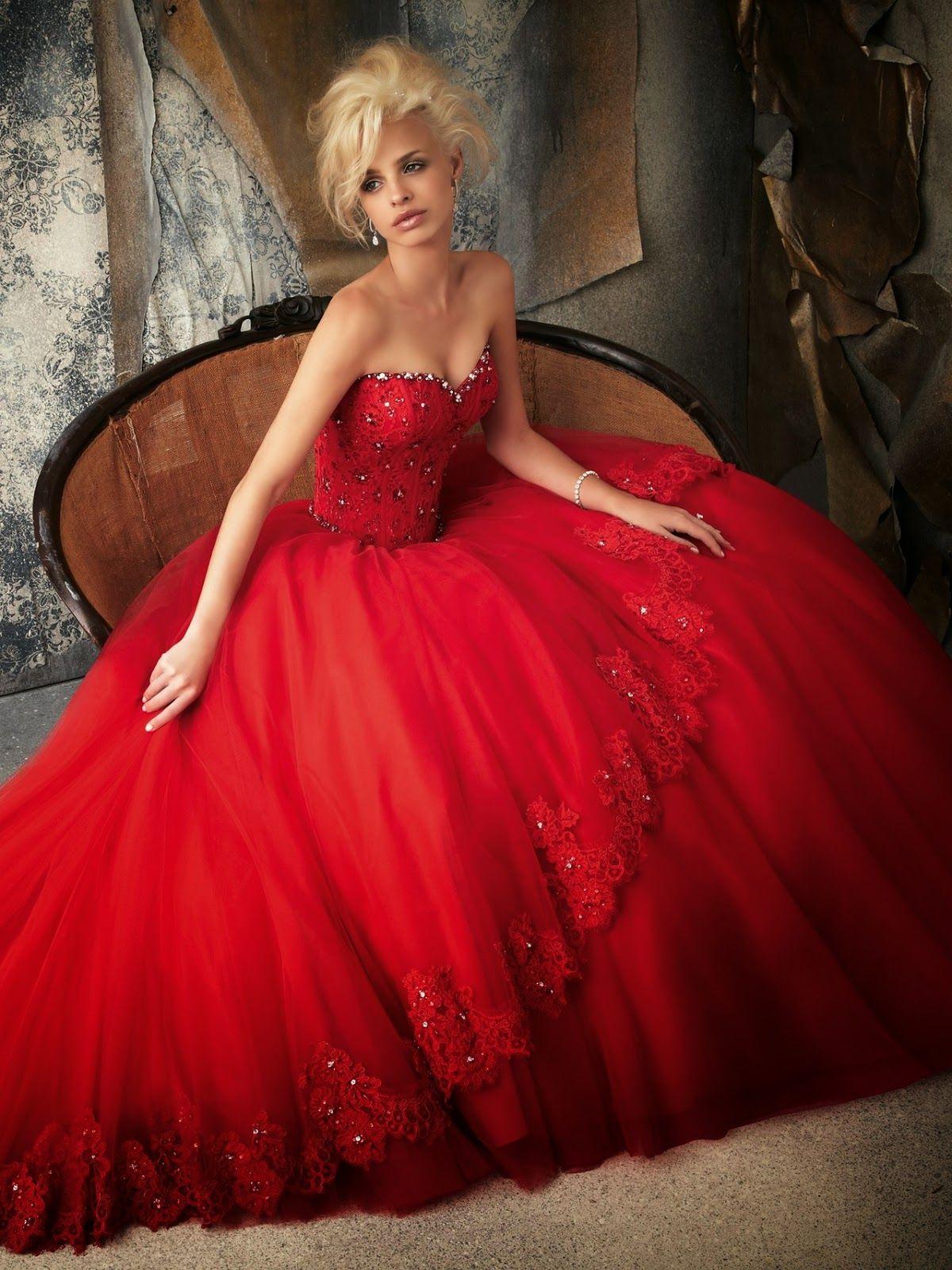 Maravillosos vestidos de fiesta largos moda pinterest girly