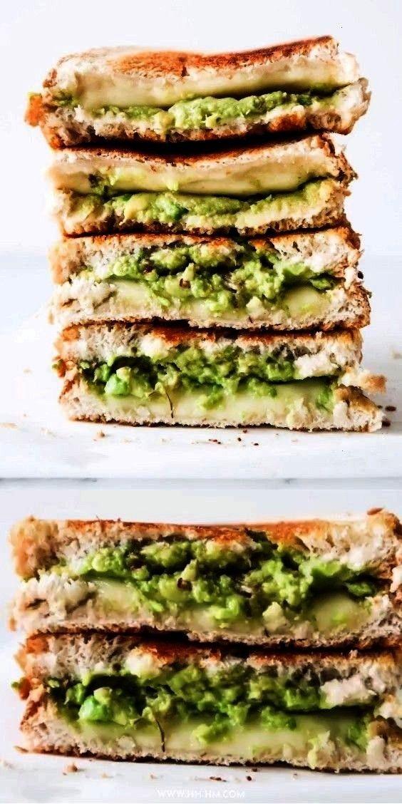 Cheese Sandwich Avocado Garlic Grilled Cheese Sandwich Her Highness - Hungry Me herhighness_hungrym