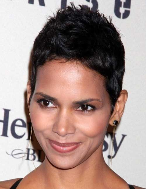 20 Mejores Cortes Halle Berry Pixie Hairstyles For Me Pinterest