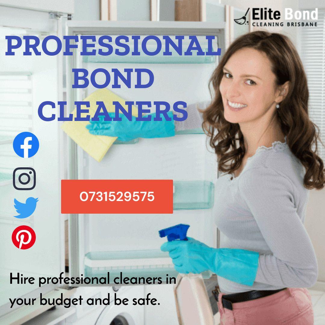 Pin On Elite Bond Cleaning Brisbane