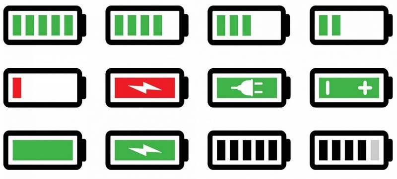 New Battery Could Be Fully Charged In Just One Minute Wordlesstech Phone Battery Life Battery Icon Phone Charging