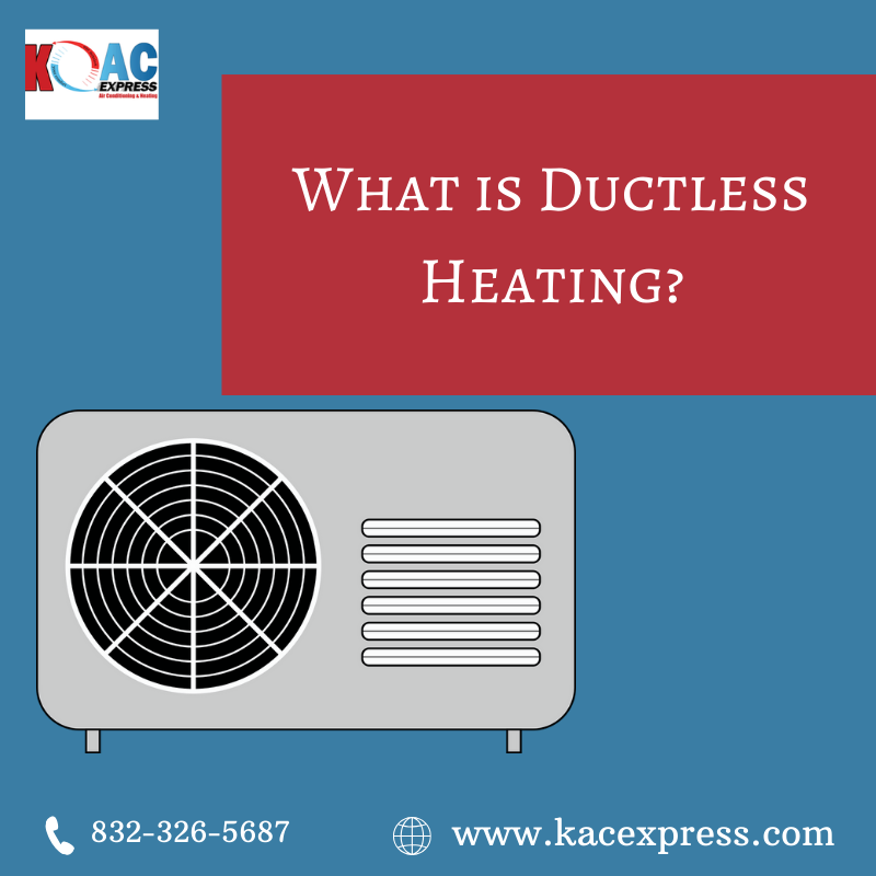 Ductless MiniSplit HVAC in Spring TX & The Woodlands
