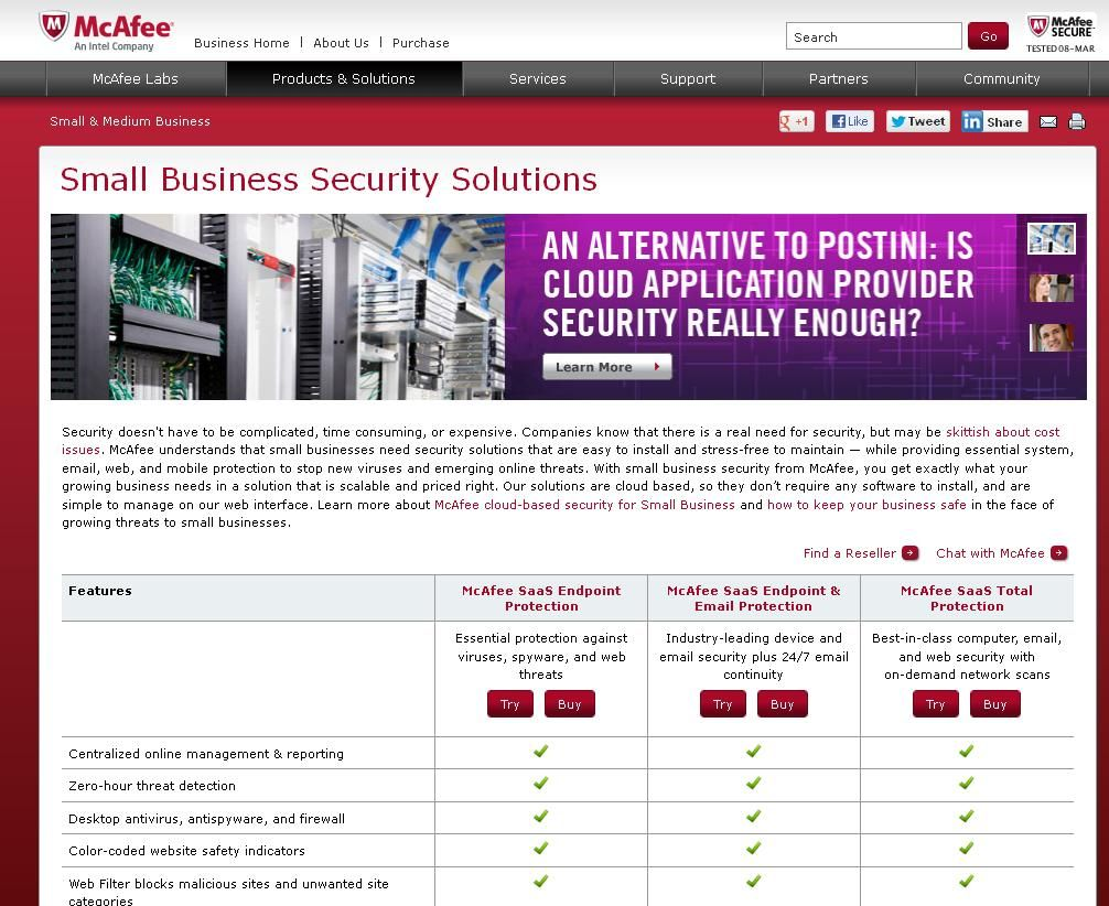Mcafee report details risks to retailers through point of