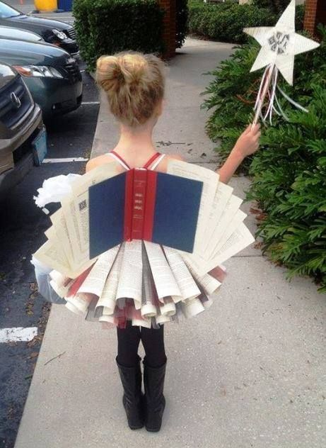 The book fairy Great Halloween costume HoLiDaY HooPLA
