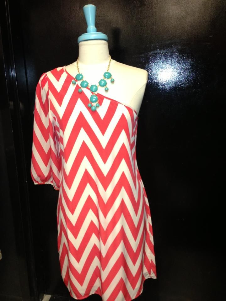 Chevron dress >  They sale it at Girlees and Brothers (a local store) for like $60