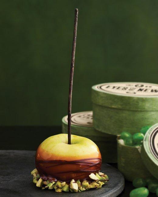 Caramel Apples, Halloween Treats