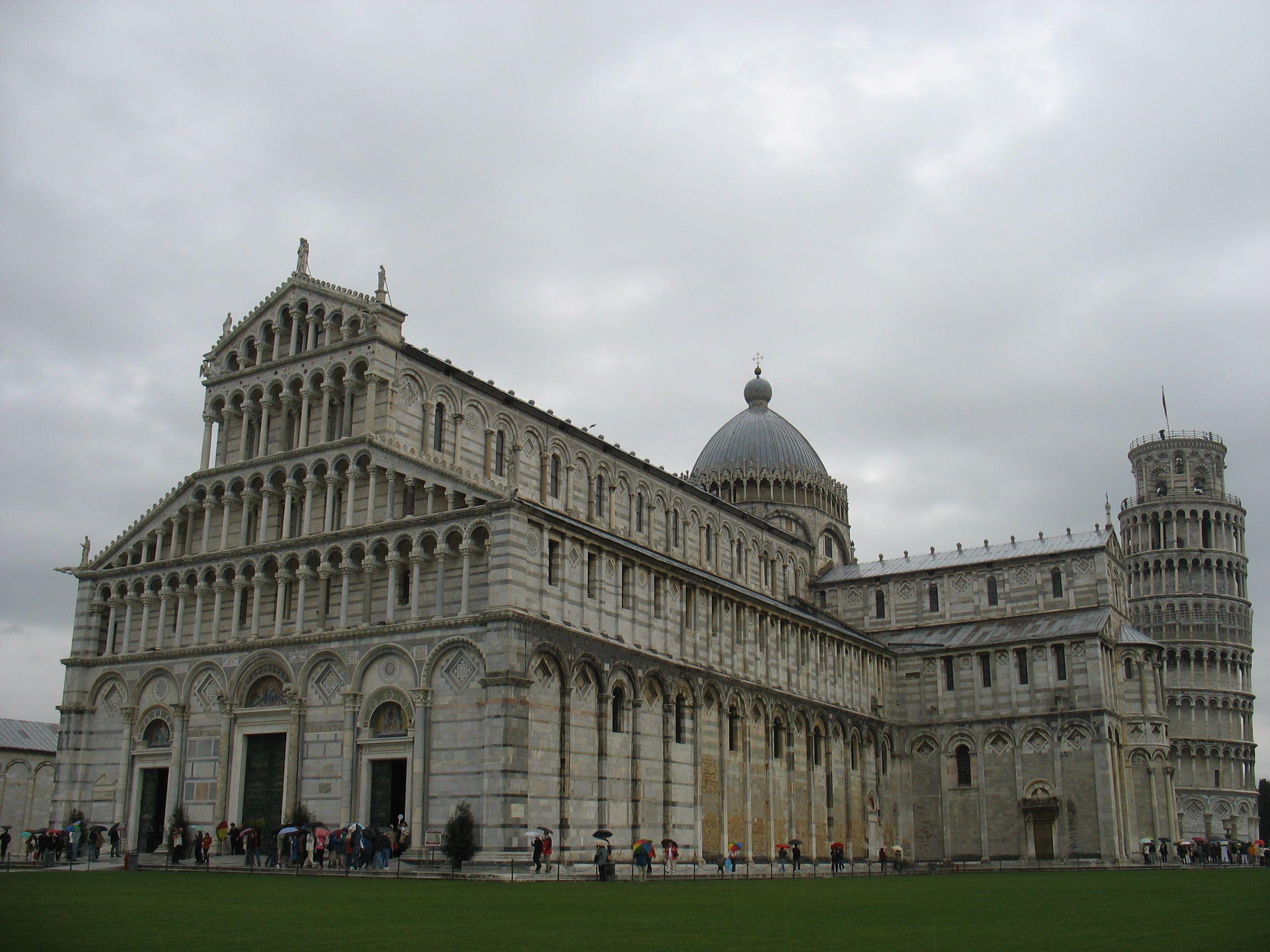 Pisa italy duomo pisa unesco world heritage