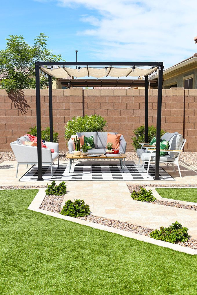 outdoor living space article
