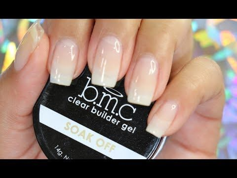 How To Apply Beautybigbang Uv Builder Gel Kit Without Dual Forms Www Beautybigbang Com Nail Art Tutorial Acrylic Nails At Home Acrylic Nails