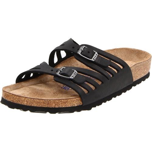 d10902efaf3 Birkenstock Women s Granada Soft Footbed Sandal