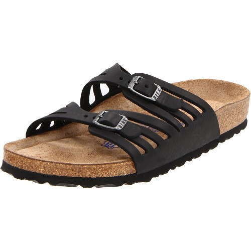 ed67340e11e Birkenstock Women s Granada Soft Footbed Sandal
