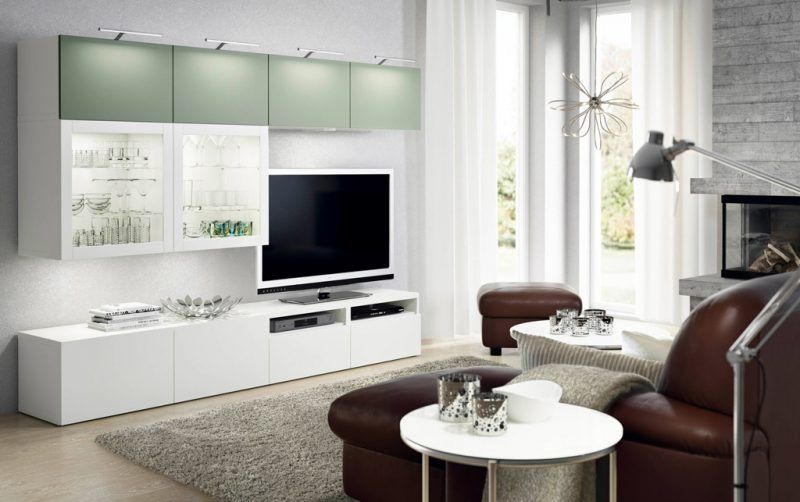 ikea besta regal als tv wand wohnen ikea sideboard. Black Bedroom Furniture Sets. Home Design Ideas