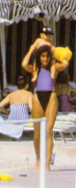Juli 1985 - via Reni