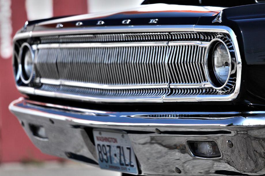 muscle car Cornet